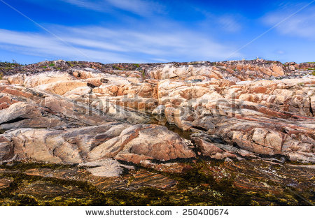 Granite Rock Stock Images, Royalty.