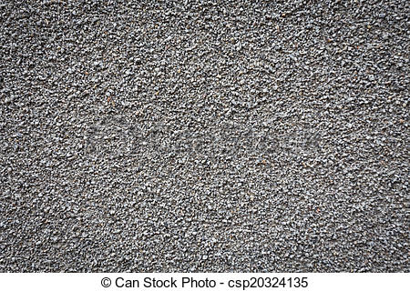 Drawings of Gray small granite stone floor background texture.
