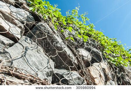 Granite stone dam clipart #9