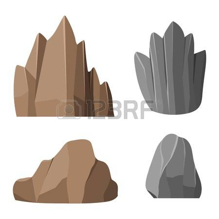 9,021 Granite Stones Stock Vector Illustration And Royalty Free.