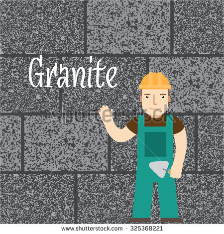 Granite Wall Stock Vectors & Vector Clip Art.