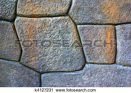 Stock Photography of Granite wall k4127231.