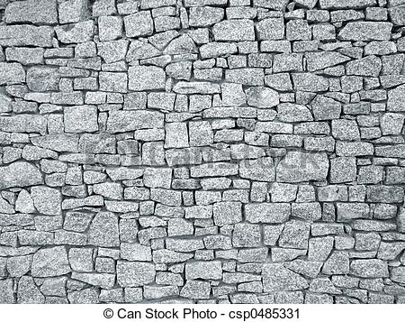 Stock Photography of Granite wall background texture.