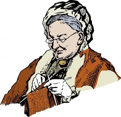 Grandmother Clip Art Download.