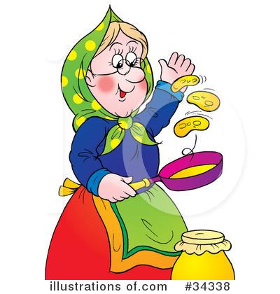 Granny Clipart #34338.