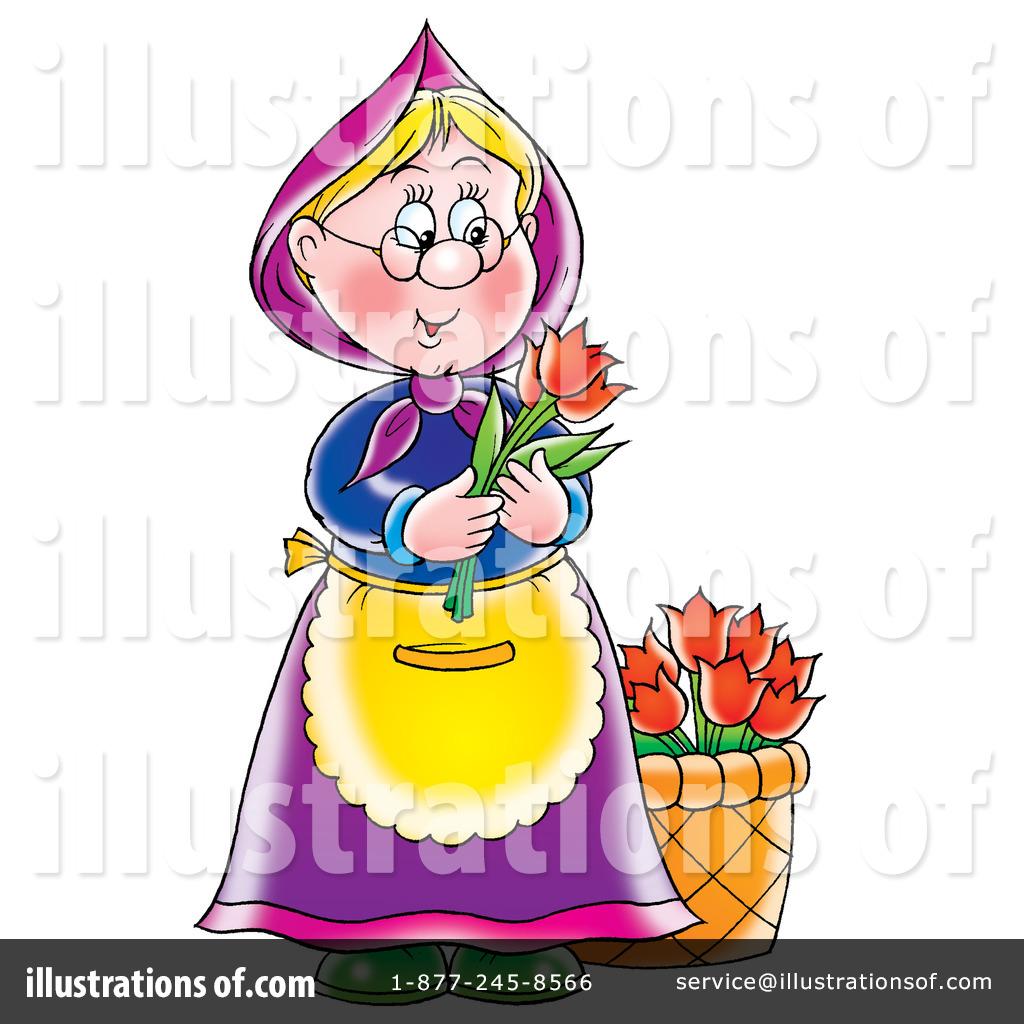 Granny Clipart #34340.