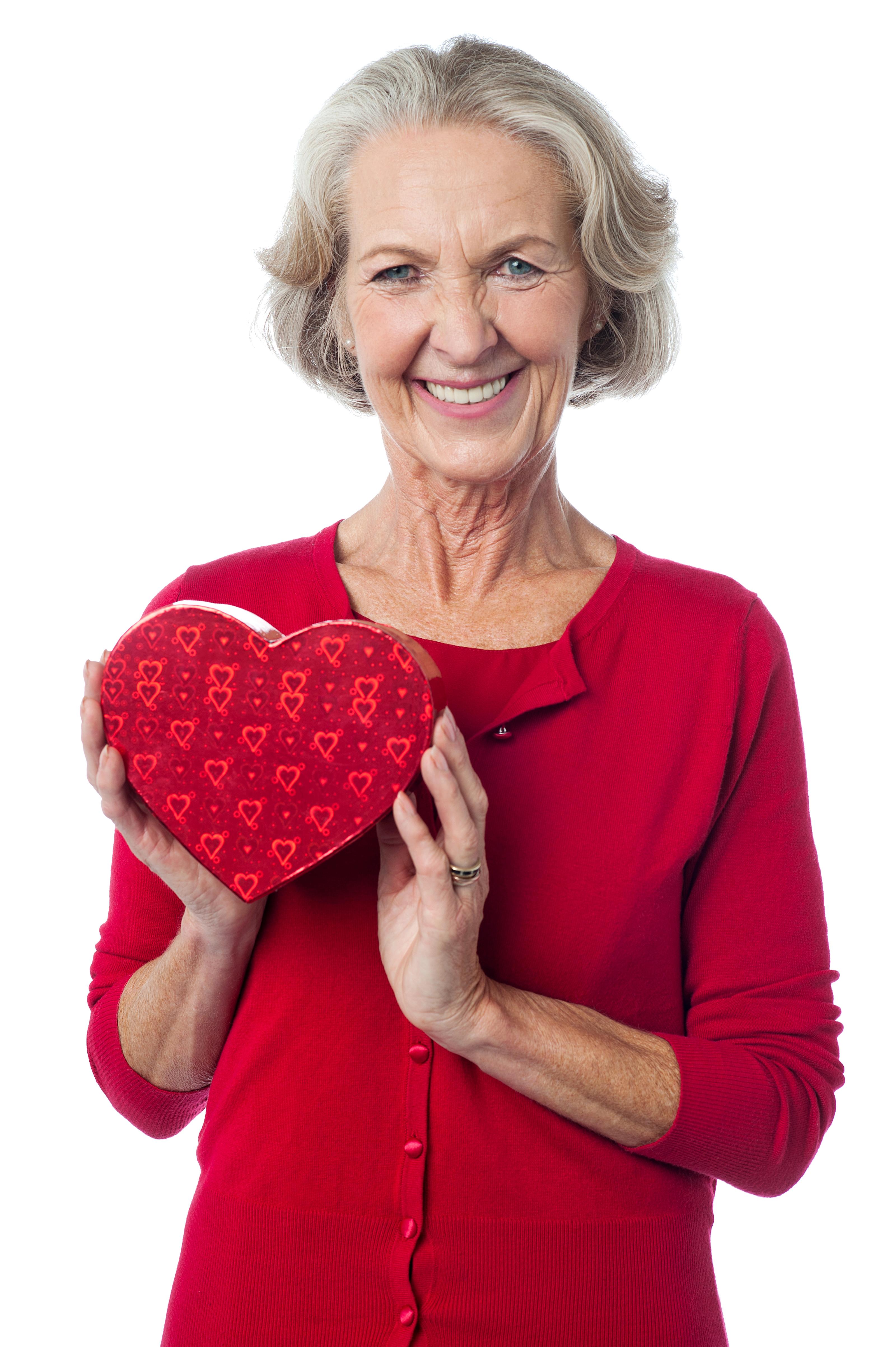 Granny PNG Image.