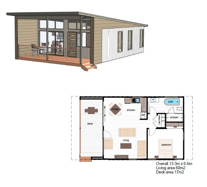 1000+ images about Small house plans and Granny Flats on Pinterest.