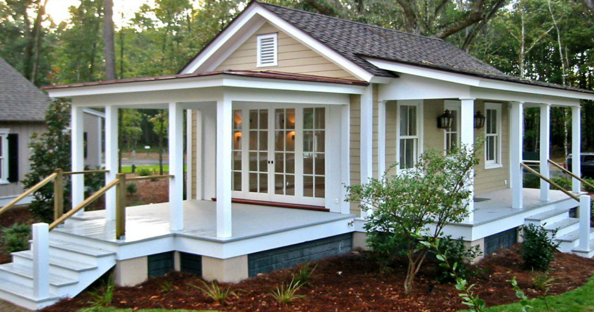 These 12 Amazing Granny Pod Ideas Make A Charming Addition To The.