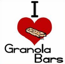 Free Granola Bar Clipart.
