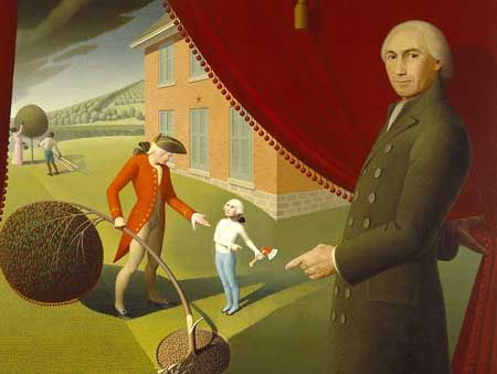 1000+ images about Grant Wood on Pinterest.