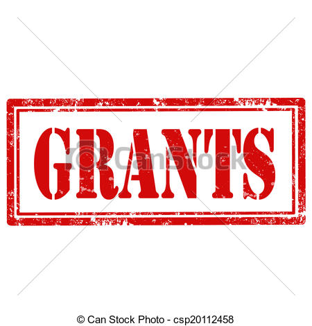 Clipart Vector of Grants.