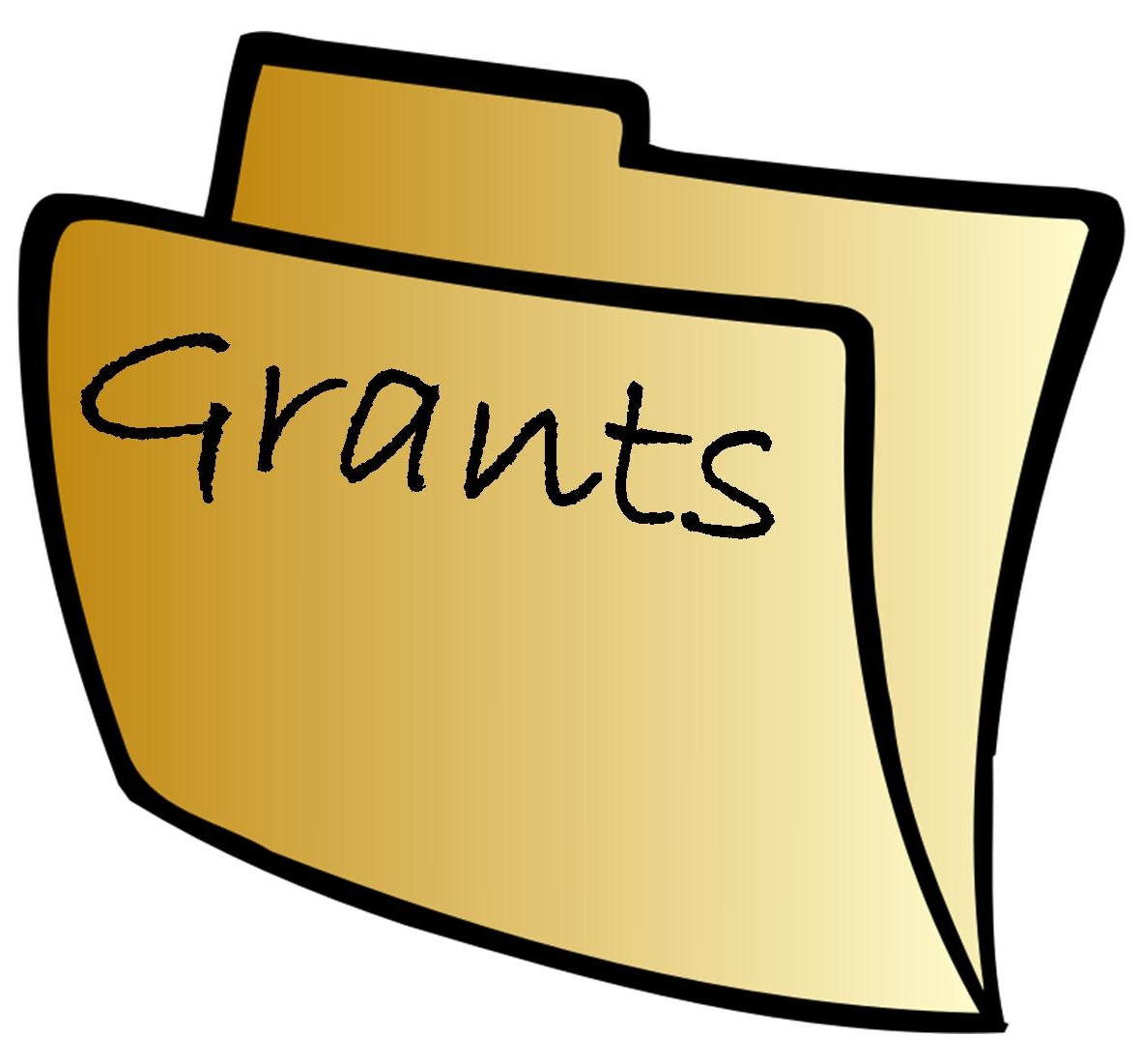 Community Grant Funding Clip Art.