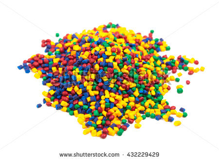 Plastic Raw Material Stock Photos, Royalty.