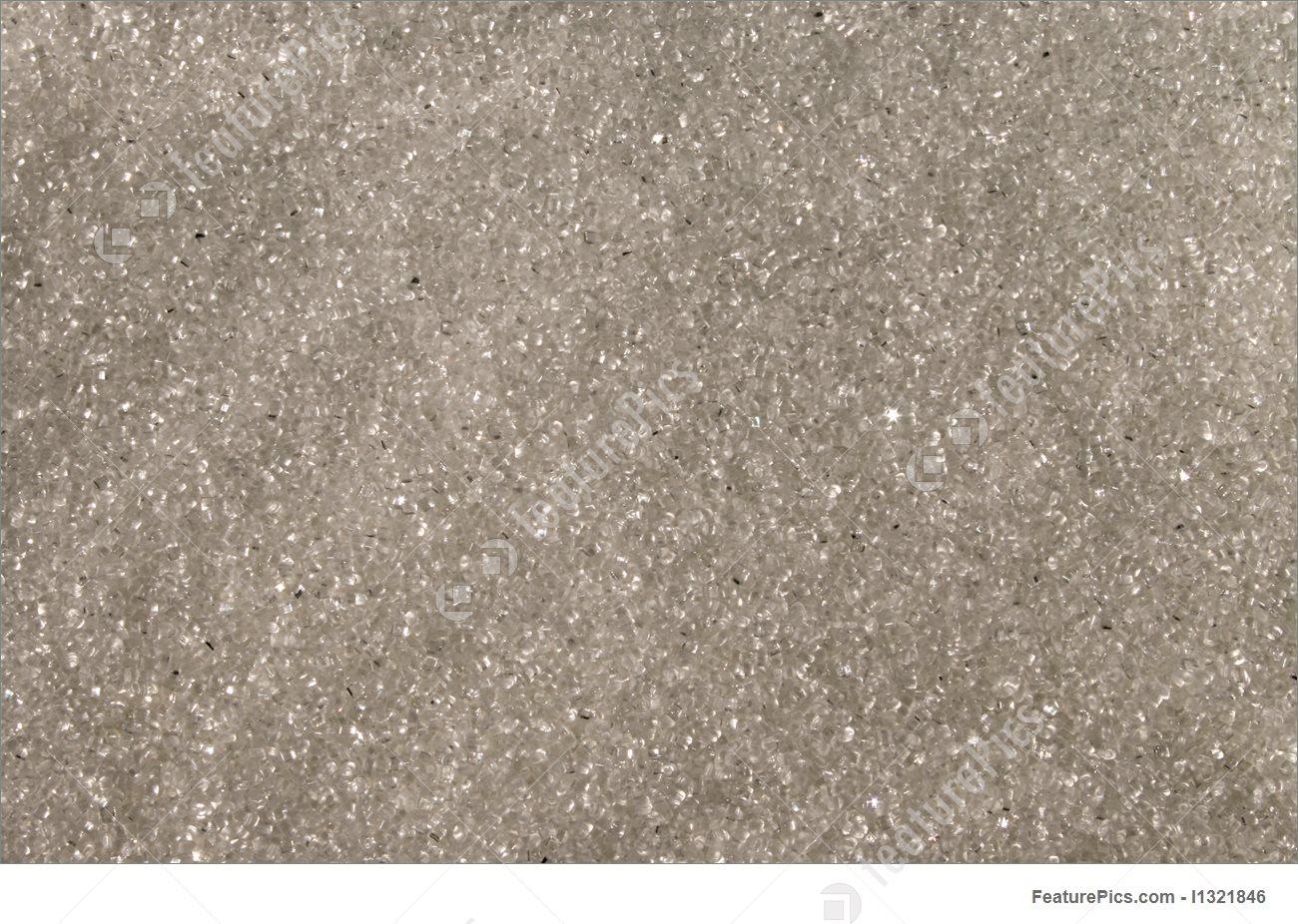 Texture: Plastic Granulate.