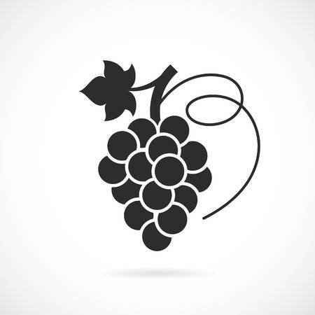 3,121 Grape Cluster Stock Vector Illustration And Royalty Free Grape.