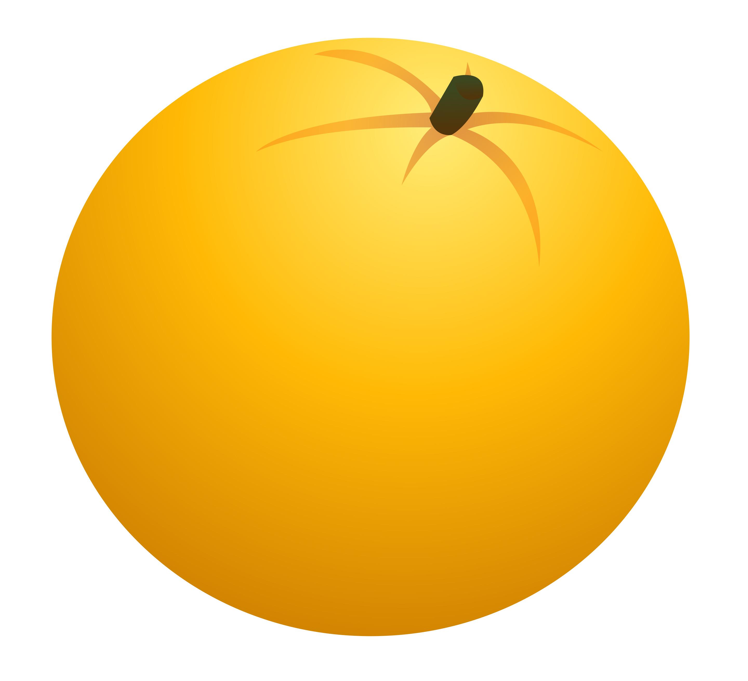Clipart grapefruit.