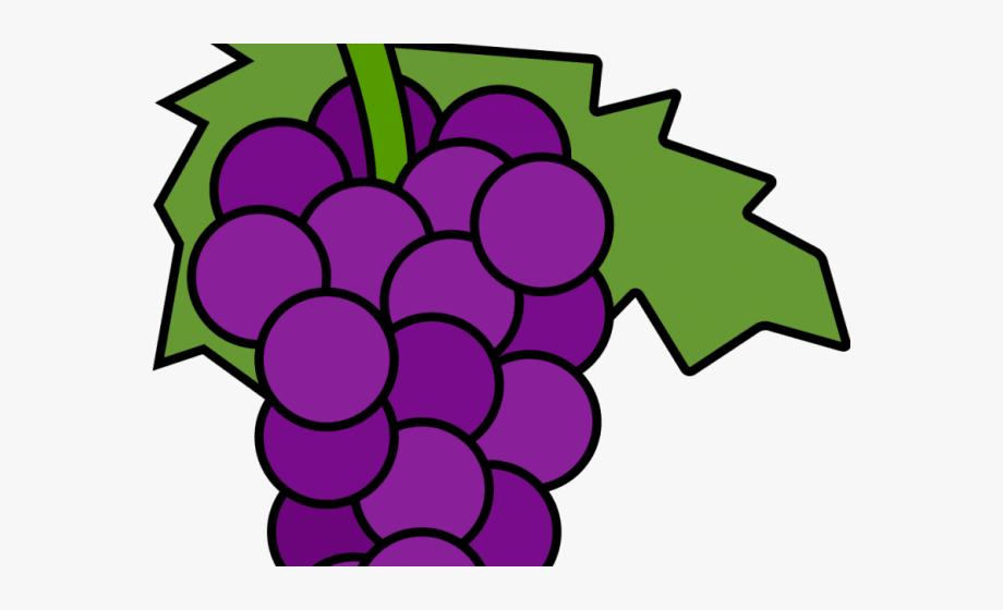 Grape Clipart Printable.