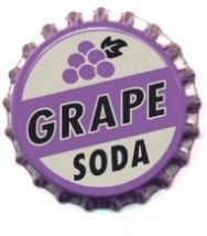 Grape Soda Cap graphic for Disney UP party. You can make.