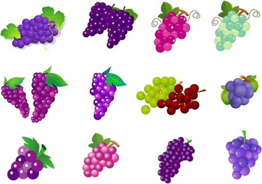 Grape free vector download (446 Free vector) for commercial.