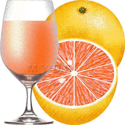 Grapefruit Juice clipart / Free clip art.