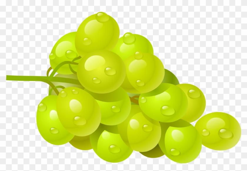 Black Grape Png Image Five.
