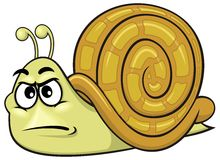 Logo Snail Stock Illustrations.