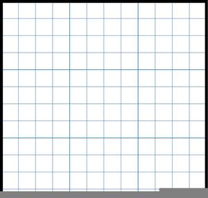 Graph Paper Clipart.