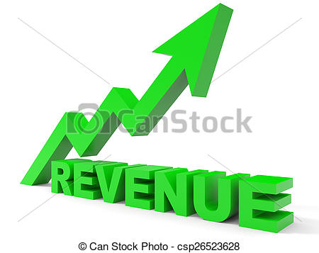 Graph up revenue arrow Clipart and Stock Illustrations. 325 Graph.