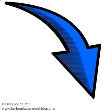 Arrow Graphic.