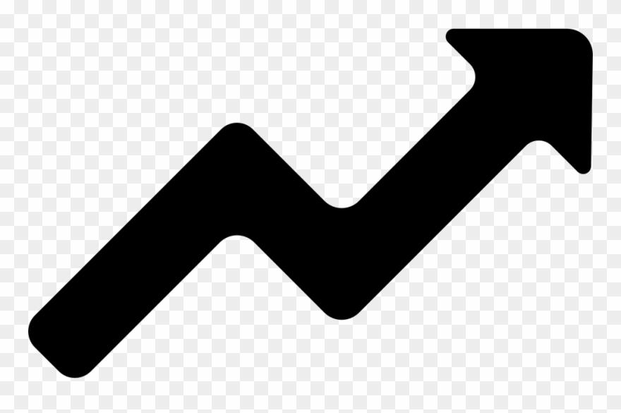 Clipart Arrows Graph.
