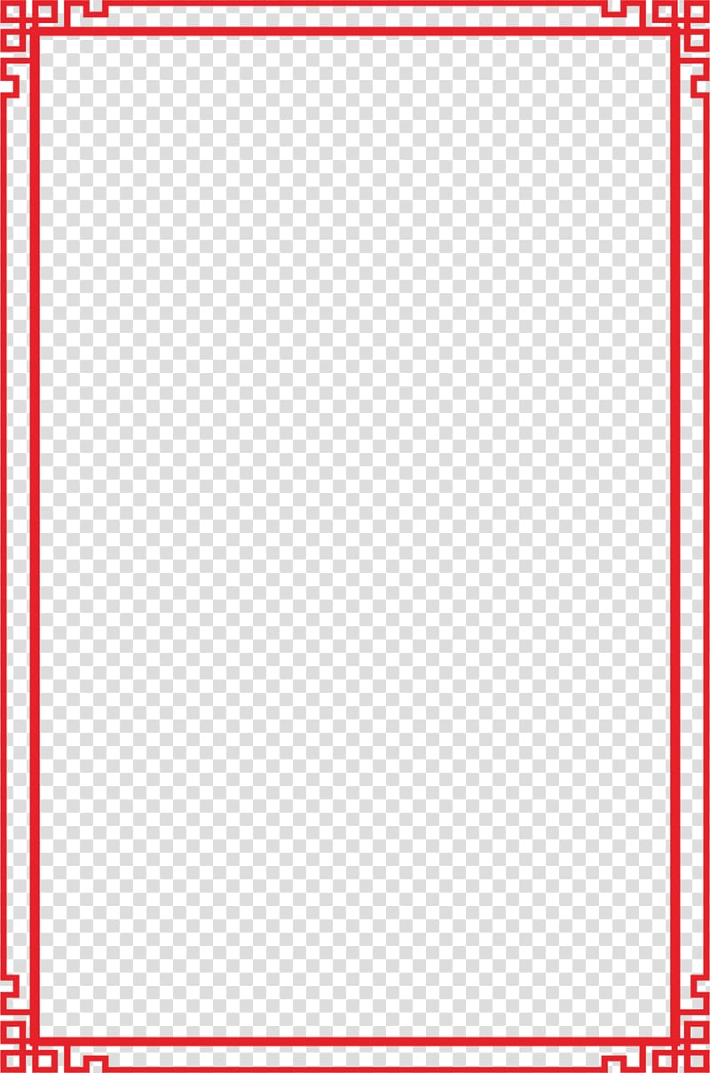 Red graphic design frame, Red Google s, frame,Red border.