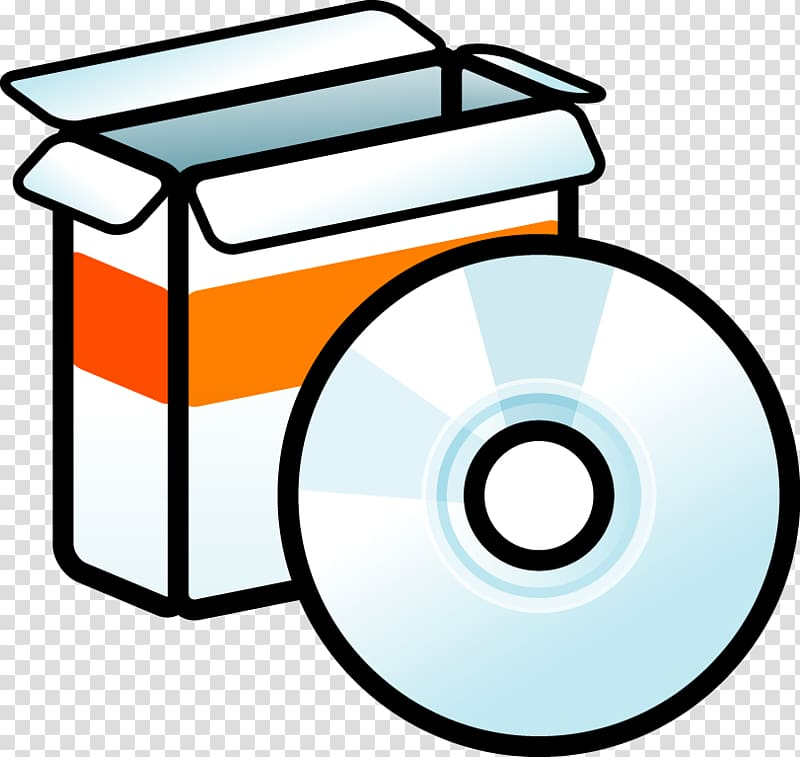 Free software Graphics software , CD packaging effect.