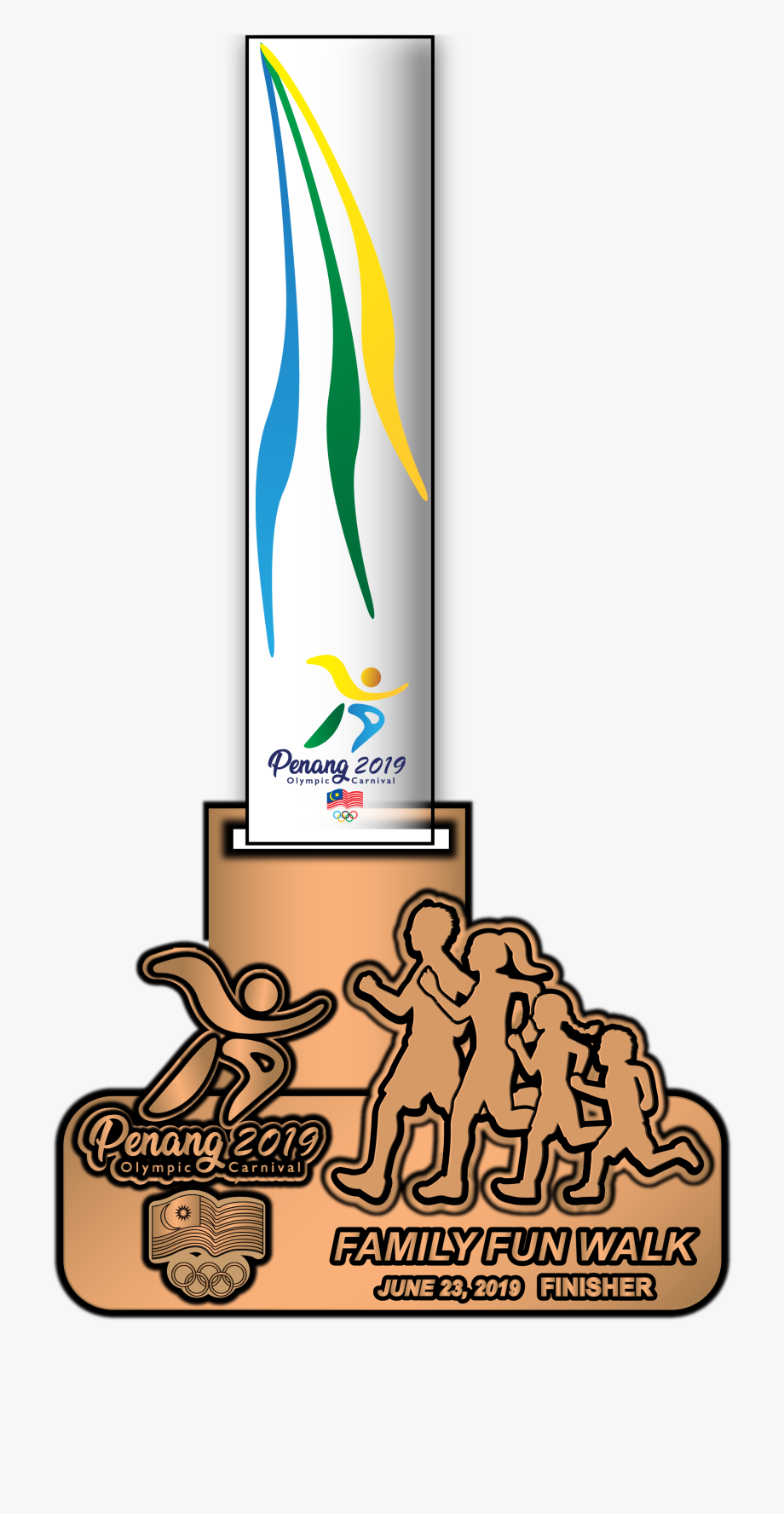 Medal Design.