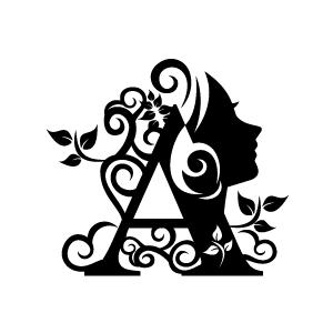 Graphic Design Flowers Clip Art.