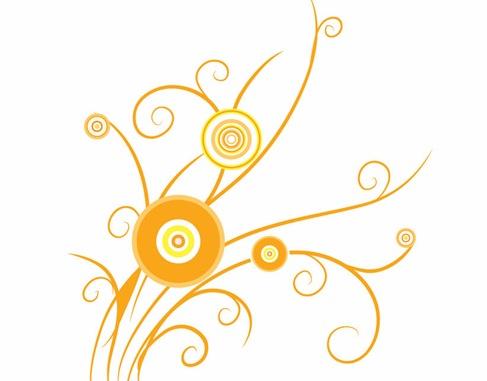 Flower Graphic Design.