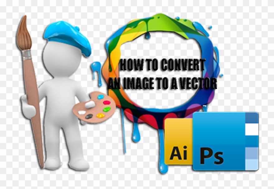 D Vector Graphic Artist Clipart Free.