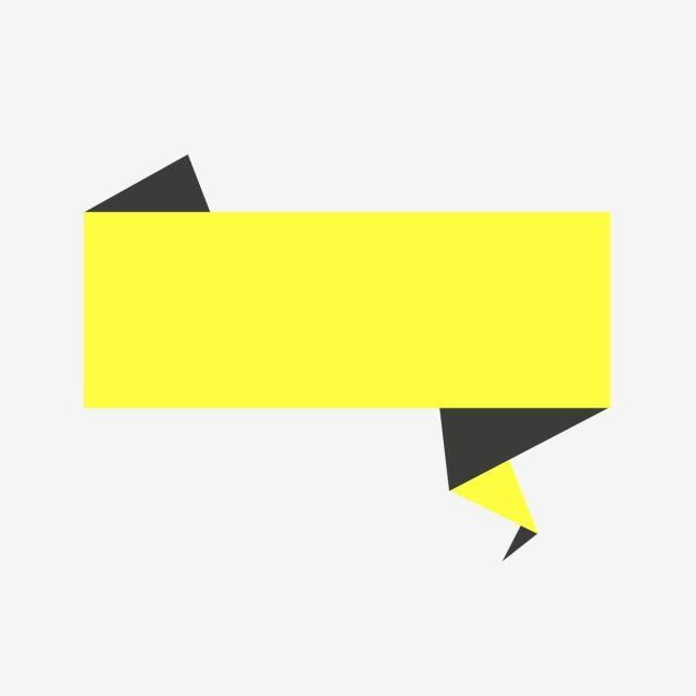 Origami Vector Banner Big Sale, Shape, Frame, Banner PNG.