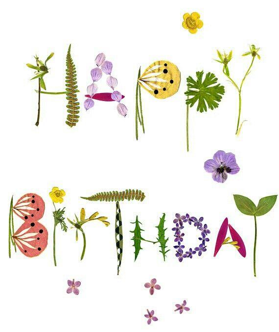 Birthday Flowers Graphics Clip Art Pinterest Flora Happy #Rxfxg5.