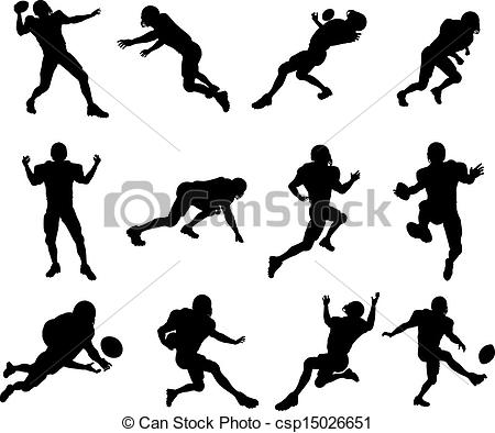Football player Clipart and Stock Illustrations. 30,464 Football.