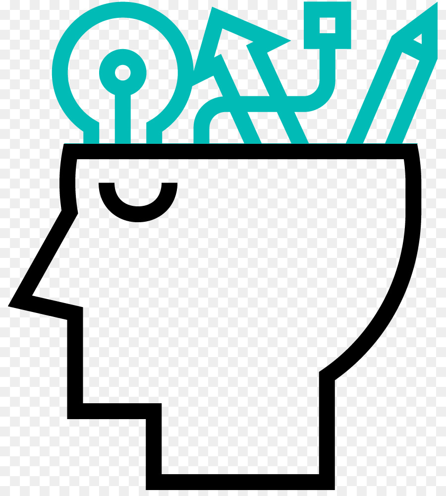 Thinking Icon png download.