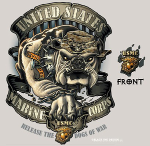 Us Marine Corps Graphic Logos Clipart.