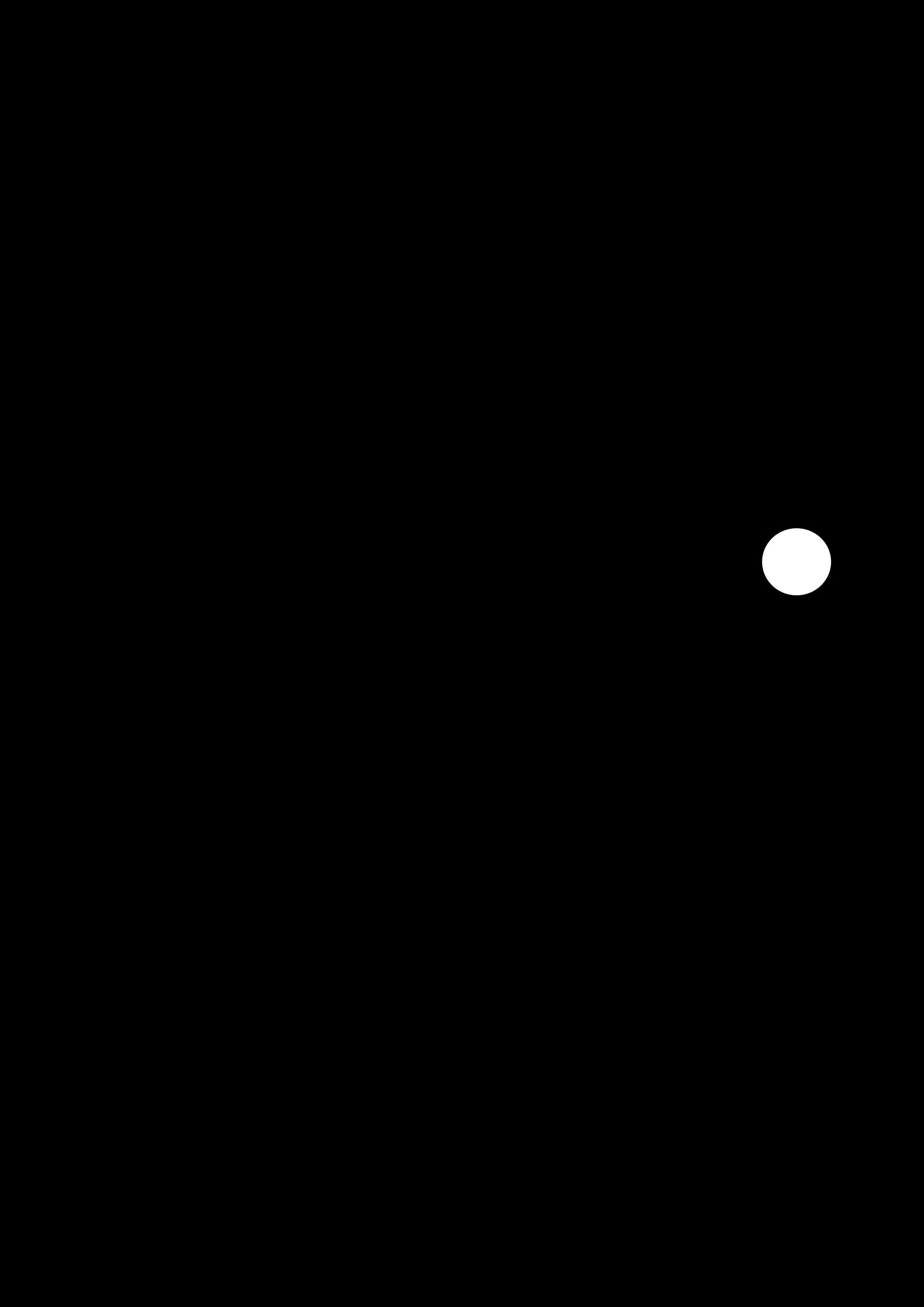 Microscope graphic vector clipart image.