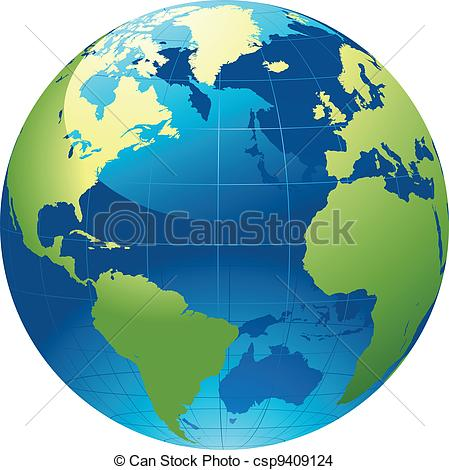 World globe Clipart and Stock Illustrations. 125,567 World globe.