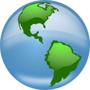 Globes Clipart.