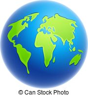 Graphic world globe Clipart and Stock Illustrations. 46,188.
