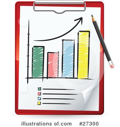 Data Graphs Clipart.