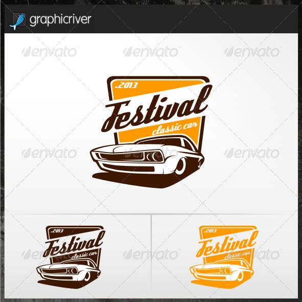 Festival Logo Graphics, Designs & Templates from GraphicRiver.