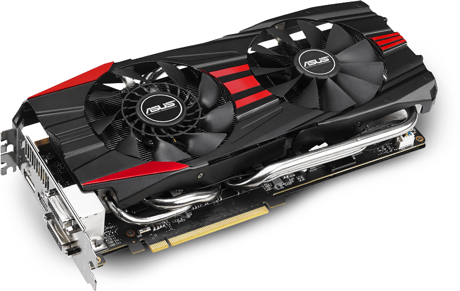 Graphics Card PNG Image.
