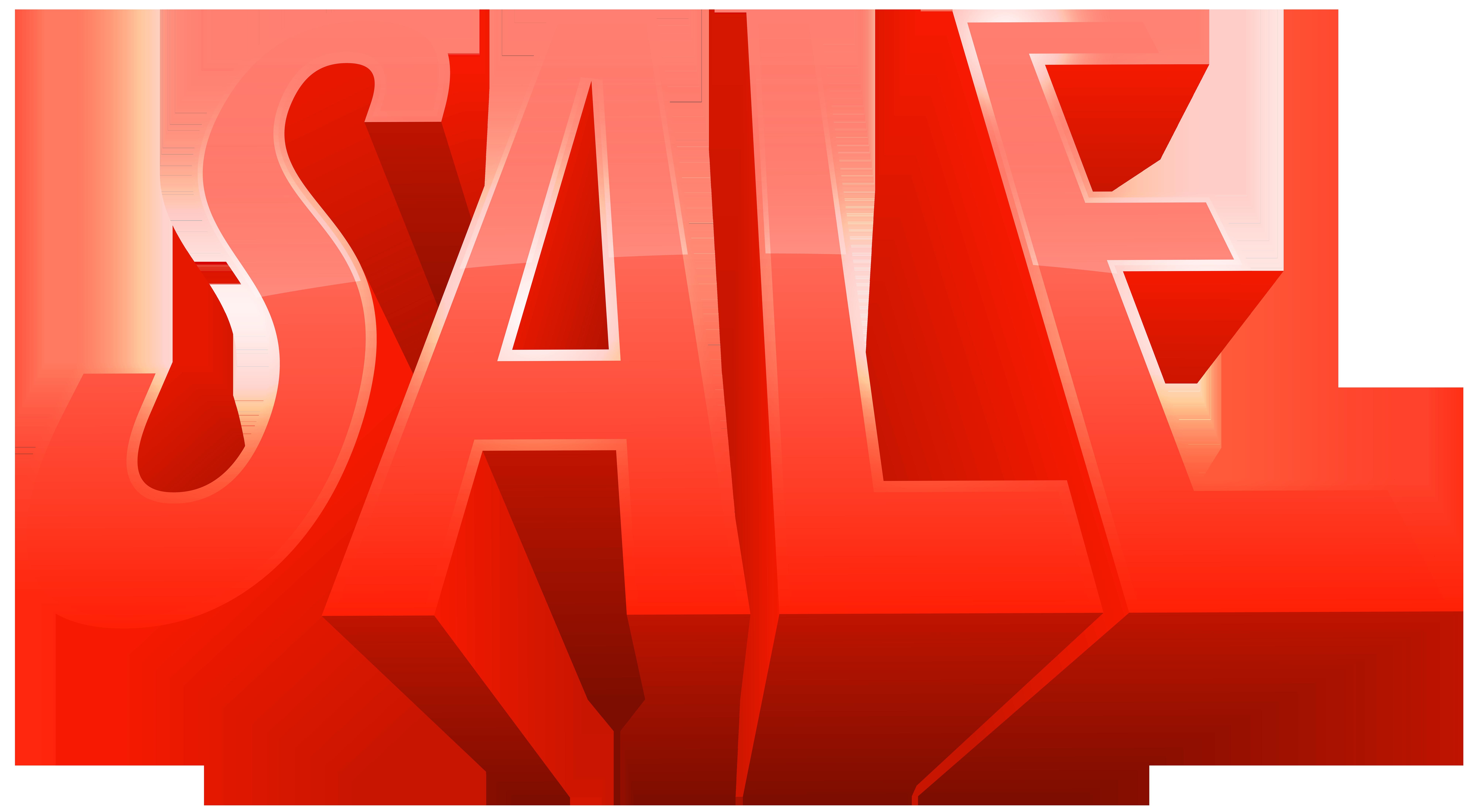 Sales Clip art.